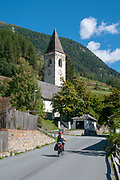 Parish Church, Lavin is a municipality in the district of Inn in the Swiss canton of Graubünden