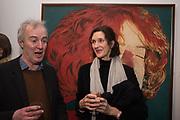ANDREW ST. CLAIR , ZA ZA GUIREY, Them, Redfern Gallery PV. Cork St. London. 22 January 2020