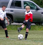 Soccer 2010 Boys Modified Salamanca vs Silver Creek