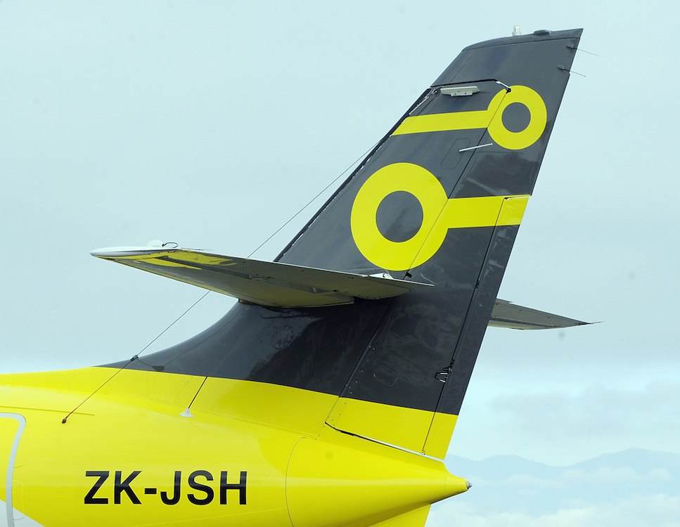 Originair, British Aerospace Jetstream 32, Nelson, New Zealand, Saturday, November 07, 2015. Credit:SNPA / Ross Setford