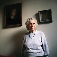Anne-Katrin Purkiss<br /> London, UK<br /> http://www.purkiss-images.eu<br /> <br /> Livia Gollancz, daughter of Victor Gollancz.