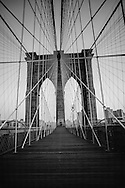 Brooklyn Bridge, New York City, New York