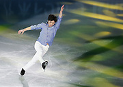 Shoma Uno (JPN), FEBRUARY 19, 2017 - Figure Skating : ISU Four Continents Figure Skating Championships 2017, Gala Exhibition at Gangneung Ice Arena in Gangneung, east of Seoul, South Korea. Photo by Lee Jae-Won (SOUTH KOREA) www.leejaewonpix.com