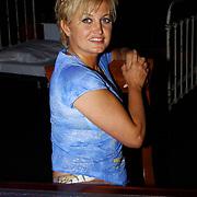 Eerste repetitiedag musical Passion, Vera Mann