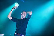 Christophe Willem concert at Ronquières Festival