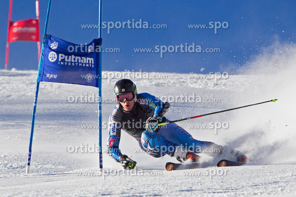 20.10.2012, Rettenbachferner, Soelden, AUT, FIS Weltcup, Ski Alpin, Soelden, Training, im Bild Will Gregorak // during Practice for the FIS Ski Alpine Worldcup at the Rettenbachferner Glacier, Soelden, Austria on 2012/10/20. EXPA Pictures © 2012, PhotoCredit: EXPA/ M. Gunn