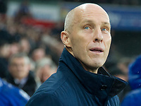 Football - 2016 / 2017 Premier League - Swansea City vs. Stoke City<br /> <br /> Swansea City manager Bob Bradley —, at The Liberty Stadium.<br /> <br /> COLORSPORT/WINSTON BYNORTH