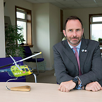 John Bullough Chairman and Trustee of SCAA, Scotland's Charity Air Ambulance…06.06.17<br />