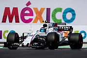 October 27-29, 2017: Mexican Grand Prix. Lance Stroll, Williams Martini Racing, FW40