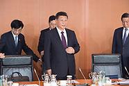 20170705 BKin Merkel trifft SP XI Jinping