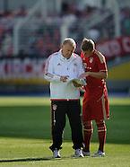 Fussball, Bundesliga 2011/12 Testsspiel: FC Carl Zeiss Jena - FC Bayern Muenchen