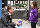 Jeremy Hunt visit