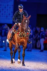Levalois Eric ,FRA, Diamant de Semilly<br /> LONGINES FEI World Cup™ Finals Paris 2018<br /> © Hippo Foto - Dirk Caremans<br /> 14/04/2018