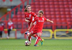 Jodie Brett of Bristol City Women - Mandatory by-line: Paul Knight/JMP - 22/04/2017 - FOOTBALL - Ashton Gate - Bristol, England - Bristol City Women v Reading Women - FA Women's Super League 1 Spring Series