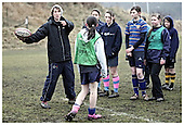 Wasps CoachClass at Brighton RFC. 18-2-10. Action
