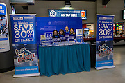 KELOWNA, CANADA - FEBRUARY 22:  BCAA Promotion at the Kelowna Rockets game on February 22, 2017 at Prospera Place in Kelowna, British Columbia, Canada.  (Photo By Cindy Rogers/Nyasa Photography,  *** Local Caption ***