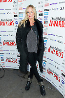 Katherine Kingsley, WhatsOnStage Awards Nominations - launch party, Cafe De Paris, London UK, 06 December 2013, Photo by Raimondas Kazenas