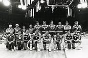 Giochi Olimpici Los Angeles 1984<br /> tonut, gamba, premier, puglisi, villalta, rubini, costa, caglieris, gilardi, magnifico, brunamonti, sacchetti, vecchiato, riva, ferrantelli, galleani