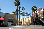 The Egyptian Theatre in Hollywood.