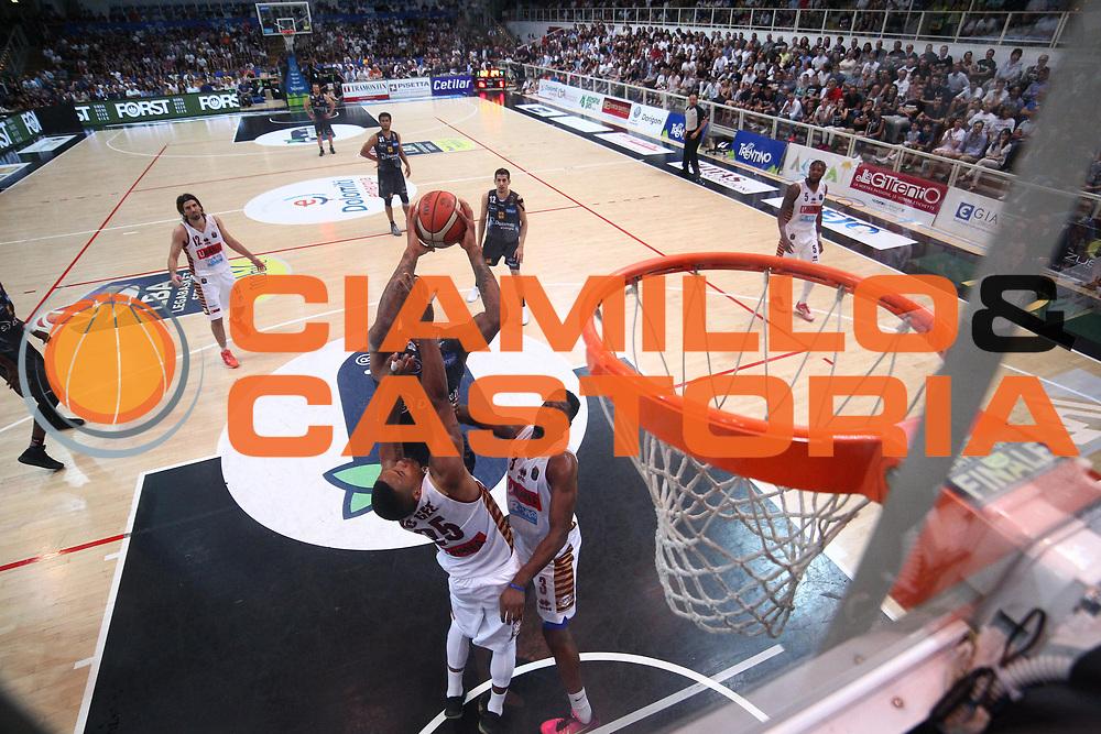 Joao Beto Gomes<br /> Dolomiti Energia Aquila Basket Trento - Umana Reyer Venezia <br /> Lega Basket Serie A 2016/17 Finali Gara 04<br /> Trento, 16/06/2017<br /> Foto Ciamillo-Castoria