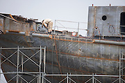 building a boat Yokosuka Japan