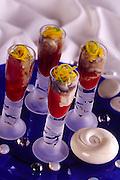 Oyster cocktails<br />