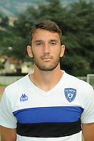Thomas Vincensini - 19.07.2014 - Bastia / Evian Thonon - Match Amical<br />Photo : Jean Paul Thomas / Icon Sport