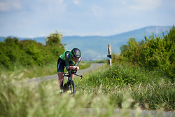 Riejanne Markus (NED) at Emakumeen Bira 2018 - Stage 2, a 26.6 km time trial from Agurain to Gasteiz, Spain on May 20, 2018. Photo by Sean Robinson/Velofocus.com