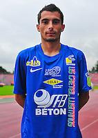 Augusto PEREIRA LOUREIRO - 16.10.2013 - Photo Officielle - Creteil -<br /> Photo : Philippe LE BRECH / Icon Sport
