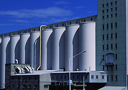 Commercial Grain Elevator Agriculture