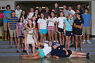 Pride of Providence Class of 2014 - Marching Band Senior Group Photos