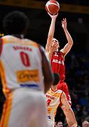 Elmore Jon<br /> Carpegna Prosciutto Basket Pesaro - Allianz Pallacanestro Trieste<br /> Campionato serie A 2019/2020 <br /> Pesaro 5/01/2020<br /> Foto M.Ciaramicoli // CIAMILLO-CASTORIA