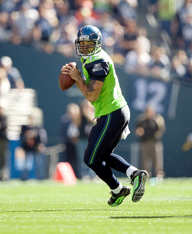 SEATTLE SEAHAWKS VS CHICAGO BEARS -