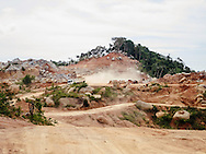 Koh Phangan new airport construction