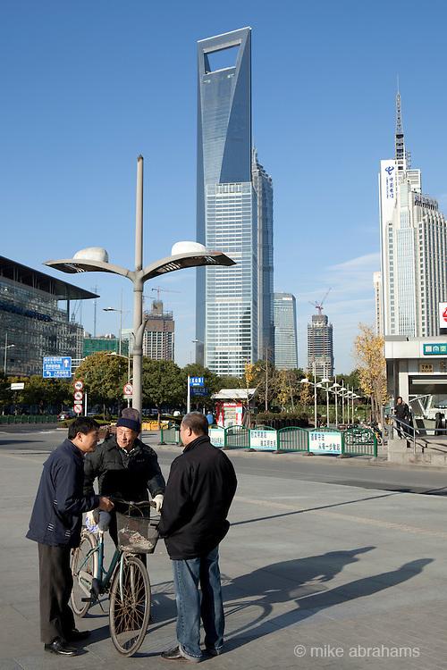 Pudong,Shanghai, China, 2009.