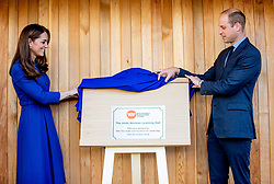 The Duke and Duchess of Cambridge visit Barnsley's local Centrepoint hostel, meet with young people who are supported by the charity, and visit their new Learning Hub, in Barnsley, Yorkshire, UK, on the 14th November 2018. Picture by Charlotte Graham/WPA-Pool. 14 Nov 2018 Pictured: Catherine, Duchess of Cambridge, Kate Middleton, Prince William, Duke of Cambridge. Photo credit: MEGA TheMegaAgency.com +1 888 505 6342