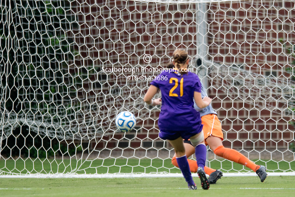 Campbell University Camels goalkeeper Ryann Torrero (22)