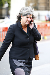 © Licensed to London News Pictures. 14/09/2015. London, UK. Labour Party's new Shadow health secretary Heidi Alexander<br />