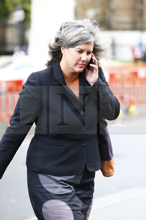 © Licensed to London News Pictures. 14/09/2015. London, UK. Labour Party's new Shadow health secretary Heidi Alexander<br /> arriving at House of Parliament on Monday, September 14, 2015. Photo credit: Tolga Akmen/LNP
