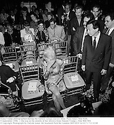 Ivana Trump photographed during the Fashion Group couture show. Plaza Hotel. New York. 5 September 1990.  ( She was in the middle of her divorce from Donald Trump ). film 90670f4<br />