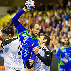 20161102: SLO, Handball - 2018 Men's European Championship Qualification, Slovenia vs Switzerland