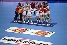 20161205 EHF Handball Womens EURO 2016, Ungarn-Tjekkiet