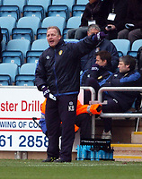 Photo: Leigh Quinnell.<br /> Coventry City v Leeds United. Coca Cola Championship. 18/03/2006. Leeds boss Kevin Blackwell on the touch line.