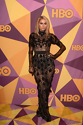 HBO Golden Globe After Party, Beverly Hilton Hotel. 07 Jan 2018 Pictured: Paris Hilton. Photo credit: David Edwards / MEGA TheMegaAgency.com +1 888 505 6342