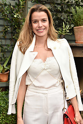 Sabine Roemer at The Ivy Chelsea Garden Summer Party, Kings Road, London, England. 14 May 2018.
