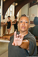 Rosie Brooks, director of St. Mark's Dance Studio.