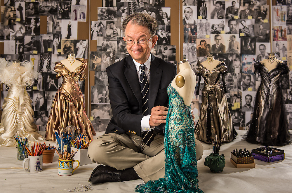 William Ivey Long, costume designer for theater/Braodway William Ivey Long, costume designer for theater/Braodway