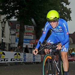 04-09-2015: Wielrennen: Ladiestour: Oosterhout<br /> OOSTERHOUT (NED) wielrennen<br /> De vierde etappe van de Holland Ladies Tour voerde de rensters rond Oosterhout in een individuele tijdrit