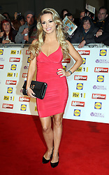 Ola Jordan arriving for the Pride of Britain Awards in London, Monday, 29th October  2012 Photo by: Stephen Lock / i-Images