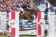 Thomas Carlile (FRA) & Sirocco du Gers - Jumping - Longines FEI European Eventing Chamionship 2015 - Blair Athol, Scotland - 13 September 2015